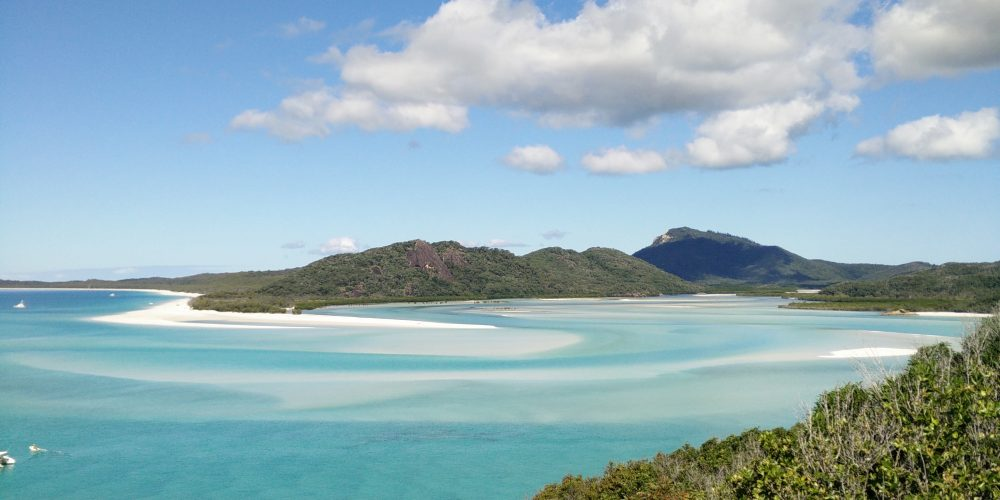 Hill Inlet, Whitehaven Beach, QLD, AU